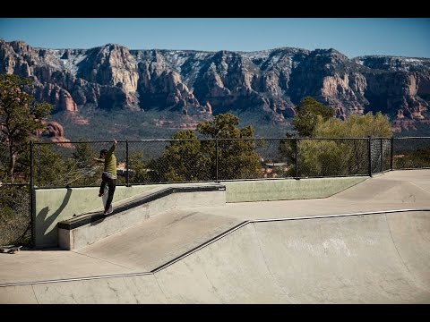 Neff in the Parks | Skate Team Takes Sedona