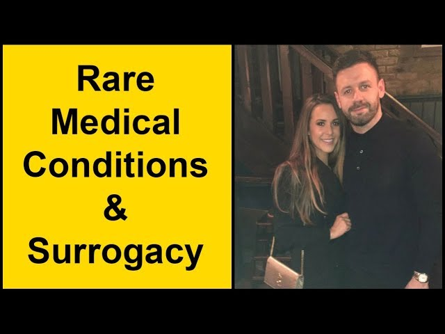 """Born without a womb."" Rare medical conditions and surrogacy"