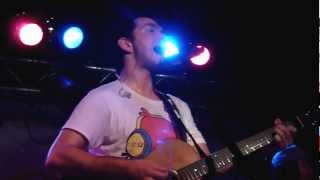 Andy Grammer - Love Love Love (Let You Go) - Brighton Music Hall 2/11/12