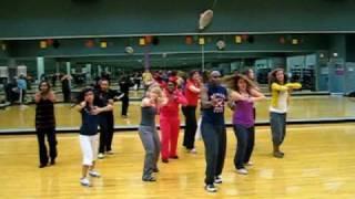 Jay Sean's Fire Dance Routine
