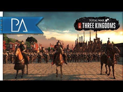MOST AMAZING SIEGE BATTLE EVER!: EPIC LAST STAND - Total War: Three Kingdoms Gameplay