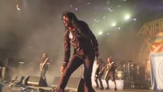 ANTHRAX -  Fight 'Em 'Til You Can't -  Bloodstock 2016