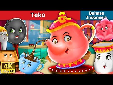 Teko   Dongeng anak   Dongeng Bahasa Indonesia