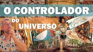 O HOMEM CONTROLADOR DO UNIVERSO - Diego Rivera |A História Por Trás Da Obra|
