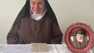 [FESTA SERVA DE DEUS MADRE TEREZA MARGARIDA  – Testemunho Irmã Vânia]