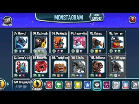 Halloween Maze Island - All Monsters and Updates: Monster Legends