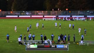 Seattle Cascades @ Vancouver RIptide: Week 03 Full Game