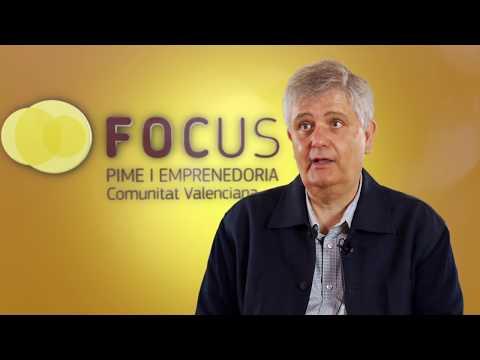 José Ángel Pérez, Catedrático de la UMH en Focus Pyme y emprendimiento Baix Vinalopó 2018[;;;][;;;]