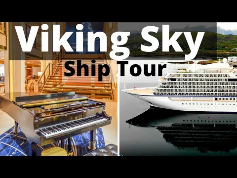 Viking Sky Cruise Ship Tour Review Bow to Stern – Cruise Fever