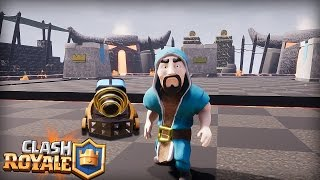 """Clash Royale In 3D! """"UNBELIEVABLE!"""" Clash Royale Playing In Unreal Engine! (MUST SEE)"""