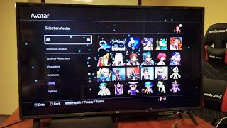 How to Change Avatar Picture on  PlayStation 4 (PS4)