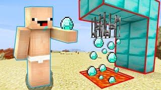 MİNECRAFT'TA SADECE SU ÇEŞMESİ YOKTUR ! - Minecraft #1
