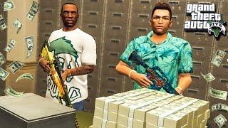 ГТА 5 МОДЫ ОГРАБЛЕНИЕ БАНКА НА 10.000.000$ В GTA 5! ОБЗОР МОДА В GTA 5 ИГРЫ ГТА МИР ВИДЕО GTA 5 МОДЫ