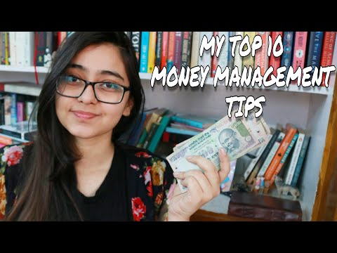 My Top 10 Money Management Tips