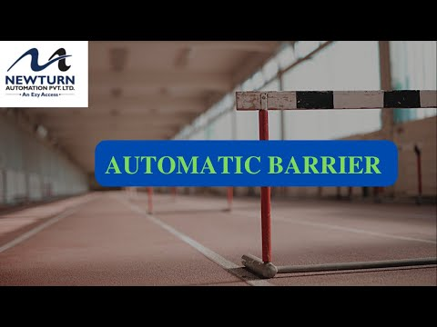 Super LED Boom Barrier