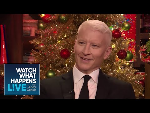 Andy Cohen and Kim Zolciak Biermann Have Fun At Anderson Cooper's Expense   WWHL