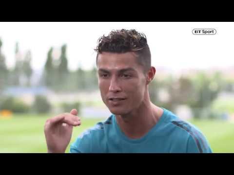 Exclusive!! Cristiano Ronaldo Interview before Champions league final 2018