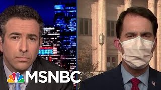'I Was Wrong': Never Trumper Confronted On Live TV | The Beat With Ari Melber | MSNBC