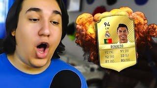 RONALDO & BALE U FUT DRAFTU ! Fifa 17 - FUT DRAFT