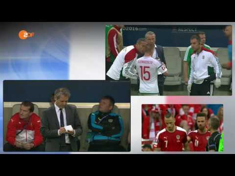 Ausztria 0-2 Magyarország