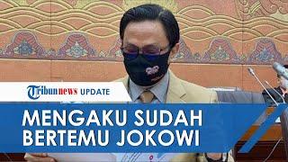 Bertemu Presiden Jokowi, Menantu Ma'ruf Amin, Rapsel Ali Diisukan Jadi Calon Menteri Investasi
