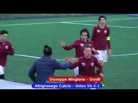 Preview video Albignasego Calcio (Juniores Reg.li) Union Vis 4-1 (03.02.2018)