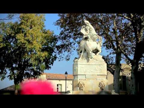 Французский город Монпелье