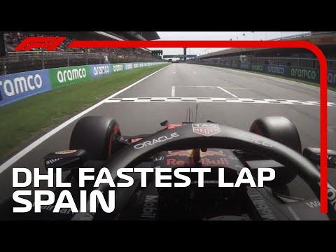 マックス・フェルスタッペンが出したファステストラップ動画 F1第4戦スペインGP
