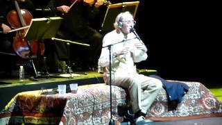 Franco Battiato - Nómadas. Teatro Circo Price