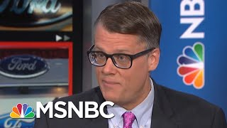 Ford Announces Plan To Lay Off Workers After Tariffs Cost Them $1B | Velshi & Ruhle | MSNBC