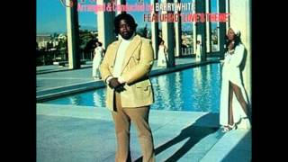 BARRY WHITE   MIDNIGHT & YOU