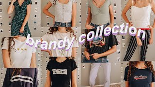 Brandy Melville Collection 2020! Try On ✭