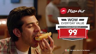 Sabse Tasty Pizzas Now at Rs. 99 | Pizza Hut India