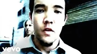 Hoobastank - Out Of Control (Official Video)