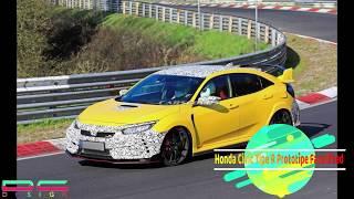 Honda Civic Type R пройдет программу обновления