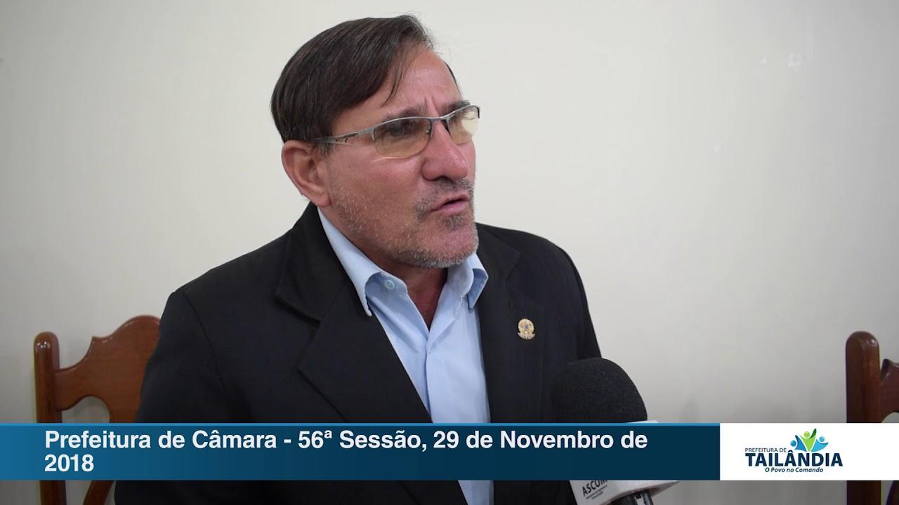 56ª Sessão – Prefeitura na Câmara