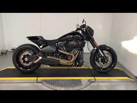 New Custom Built By Brians 2020 FXDR 114 FXDRS  Black Harley-Davidson® Cruiser