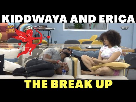 BBNaija 2020 Erica Breaks Up With Kiddwaya || BBNaija Season 5 Lockdown