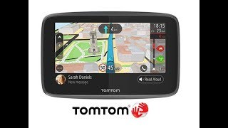 Map Updates 2018 For Free TomTom GPS Via WiFi