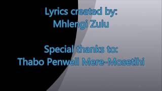 Matshikos   Dear Lord Lyrics