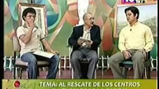 Al rescate de los centros históricos de Honduras 12 07 2013