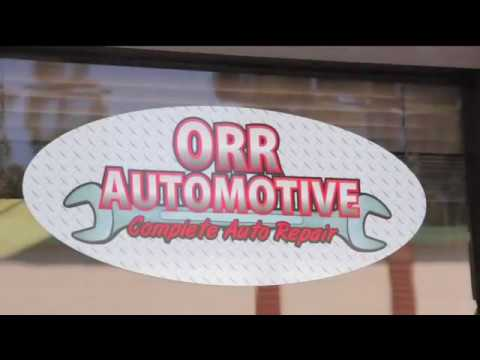 Orr Automotive video