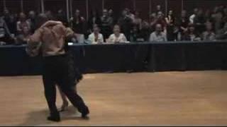 Anna Karrassik & Ernest Williams Canyengue performance
