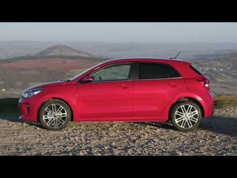 All-New Kia Rio First Edition 1.0 T-GDi