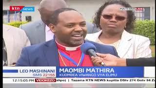 Maombi ya viwango vya elimu yafanyika mjini Mathira