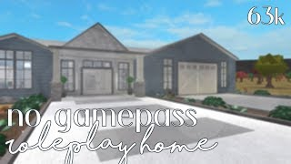 Bloxburg Roleplay House No Gamepass Th Clip