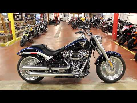 2018 Harley-Davidson 115th Anniversary Fat Boy® 114 in New London, Connecticut - Video 1