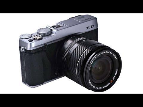 Fuji XE-1 & 18-55mm f2.8-f4 lens