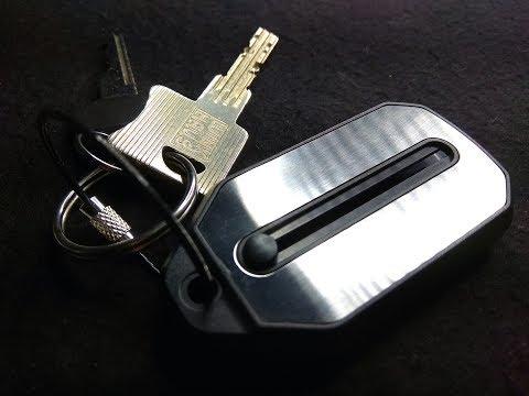Lens Sehhilfe Lesebrille am Schlüsselbund 4,5 gr. Ultra klein dünn