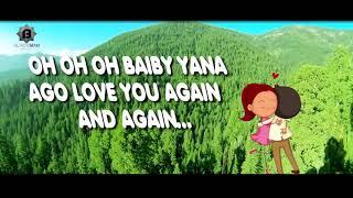 Baiby Yana   Geosteady Lyrics Video